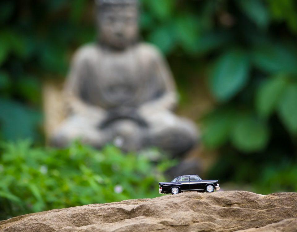 Business-buddha